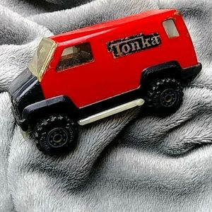 1978 Tonka Die Cast Steel Van MADE IN USA